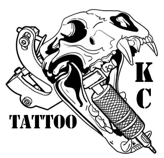 kc tattoo logo
