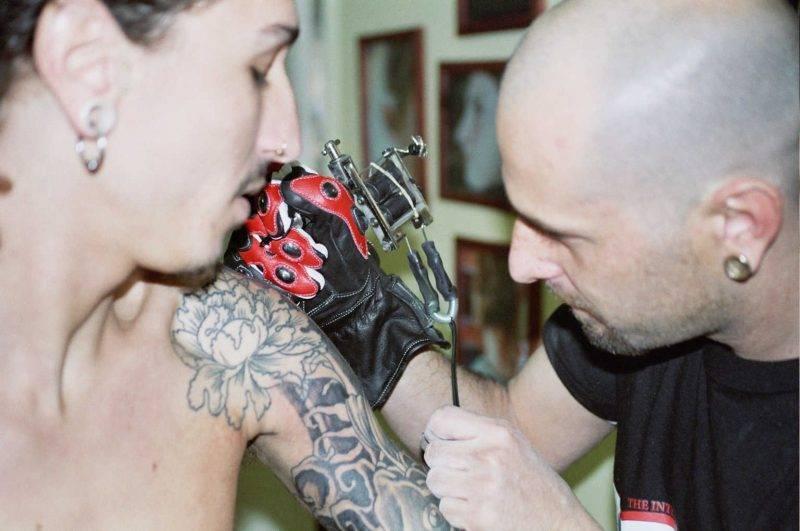 תמונת אלבום של Panic Tattoo
