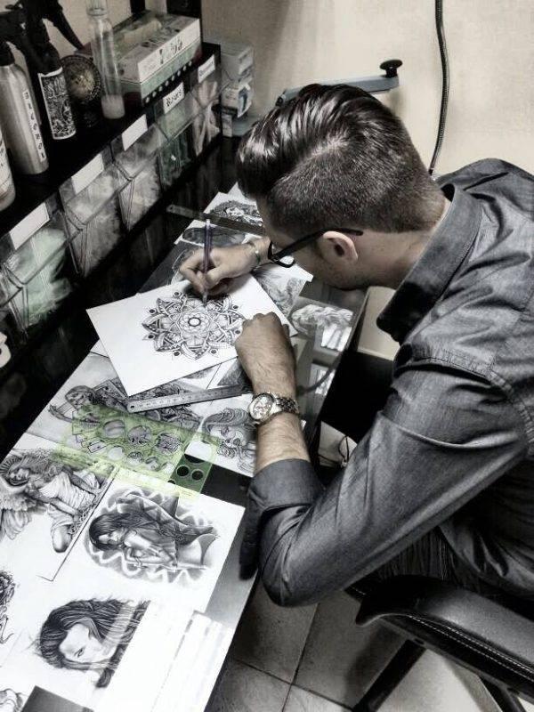 תמונת אלבום של Rockstar Tattoo