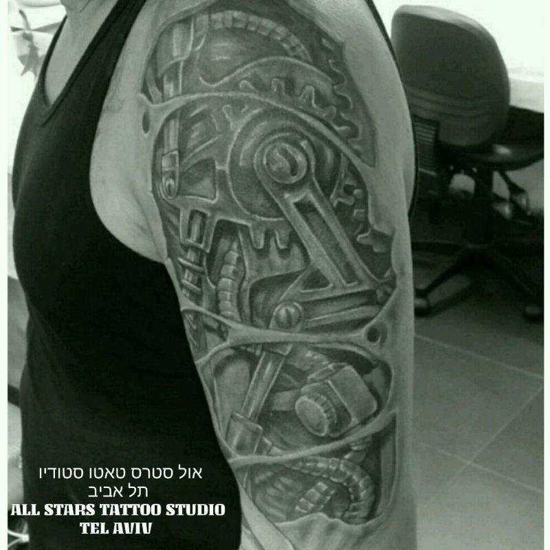 תמונת אלבום של אולסטארס טאטו – Allstars Tattoo