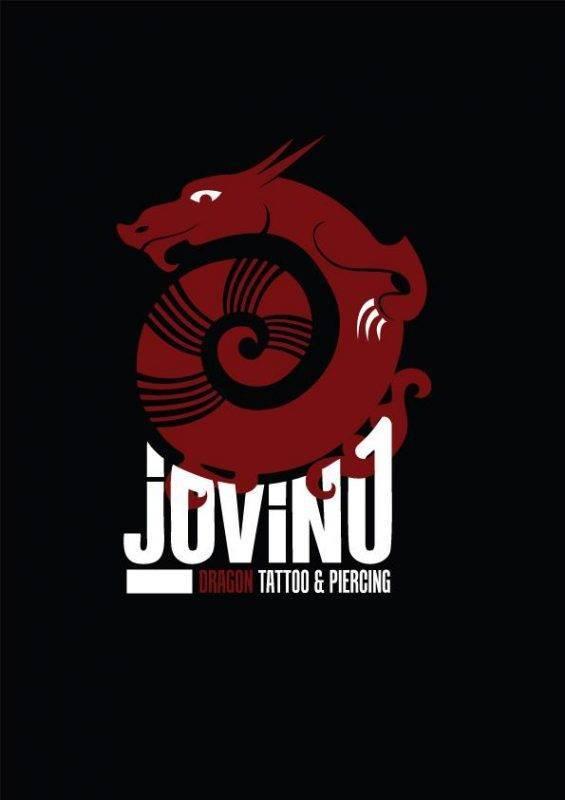 לוגו ג'ובינו קעקועים