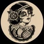לוגו sonya tattoo lady