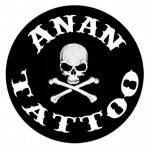 לוגו anan tattoo