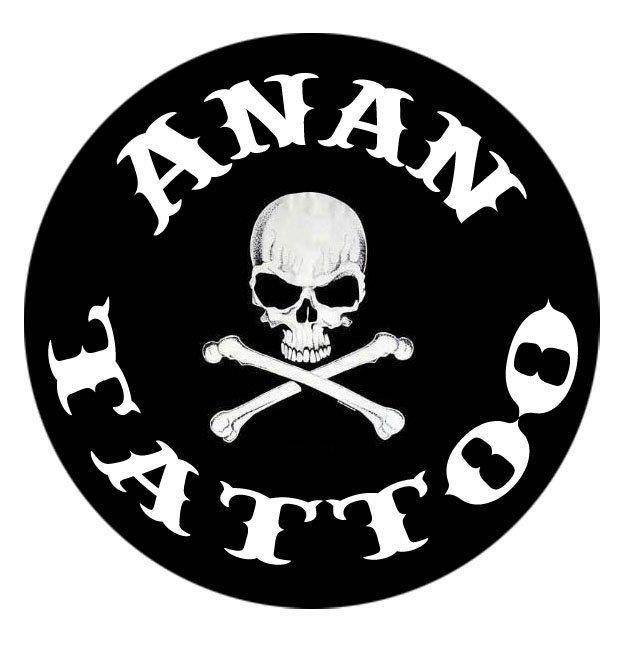 לוגו anan tattoo
