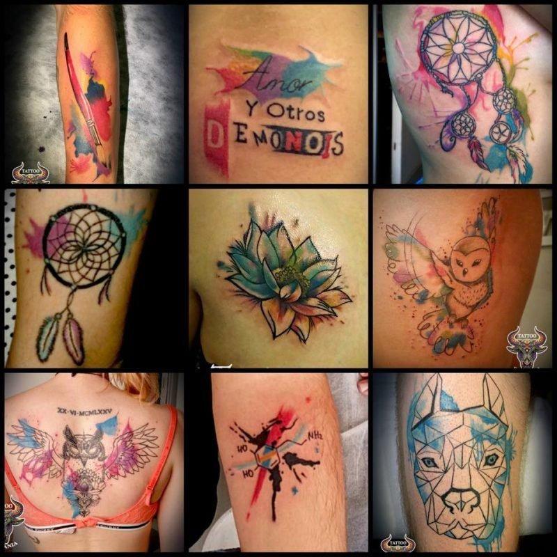 תמונת אלבום של אינק מאניה קעקועים | InkMania Tattoo