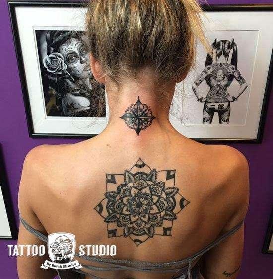תמונת אלבום של Barak Tattoo