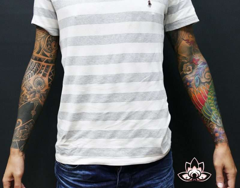 תמונת אלבום של בלאק אינק טאטו | Black Ink Tattoo