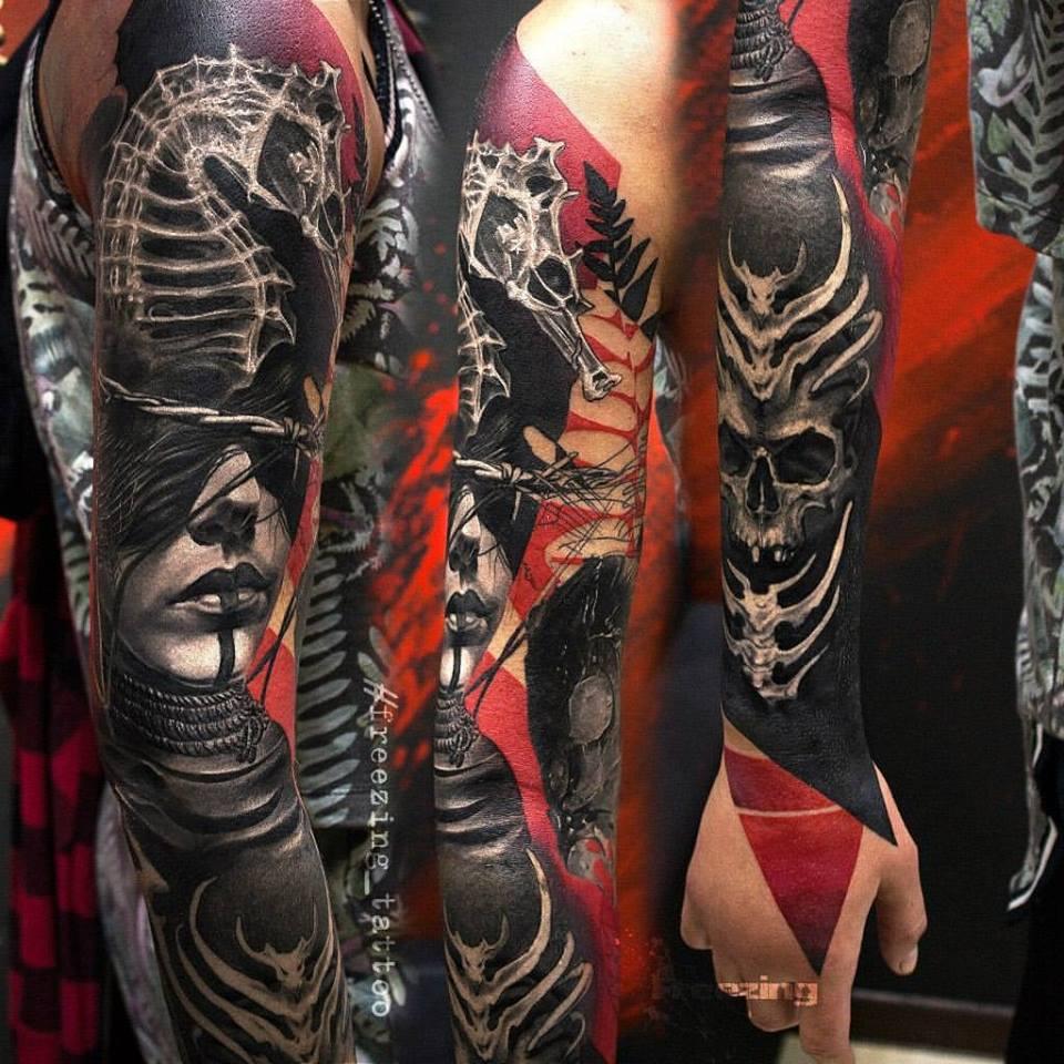 תמונת אלבום של Different Pulses Tattoo