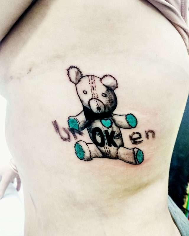 תמונת אלבום של Ad Hoc Tattoo | קעקועים בתל אביב