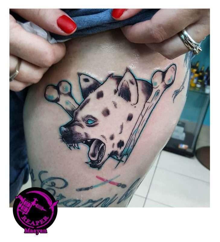 תמונת אלבום של Reaper Tattoo | קעקועים ברמת גן