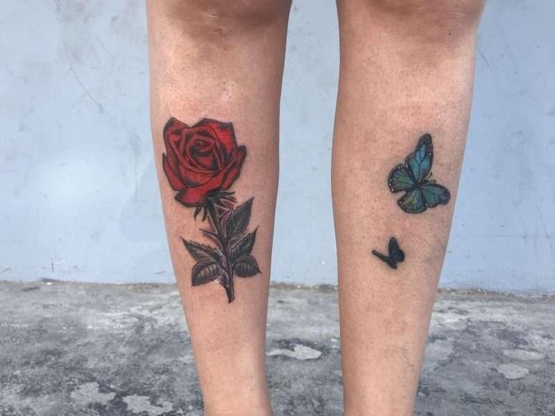 תמונת אלבום של Denis Petrov Tattoo Art | קעקועים ברחובות