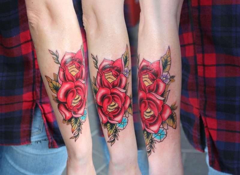 תמונת אלבום של Tattoo'Na | סטודיו לקעקועים בקריות