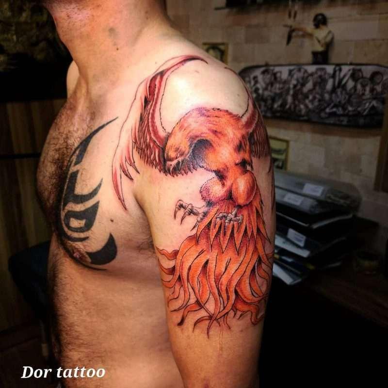תמונת אלבום של Dor Tattoo – דור קעקועים | קעקועים במודיעין